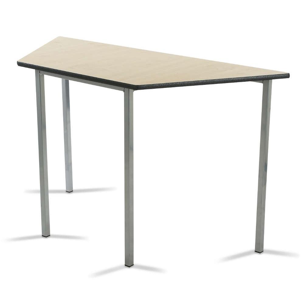 Advanced euro trapezoid table for Trapezoid table