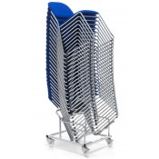 High Stacking Chair Trolleys