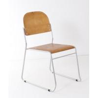 Vesta Wooden Stacking Chair