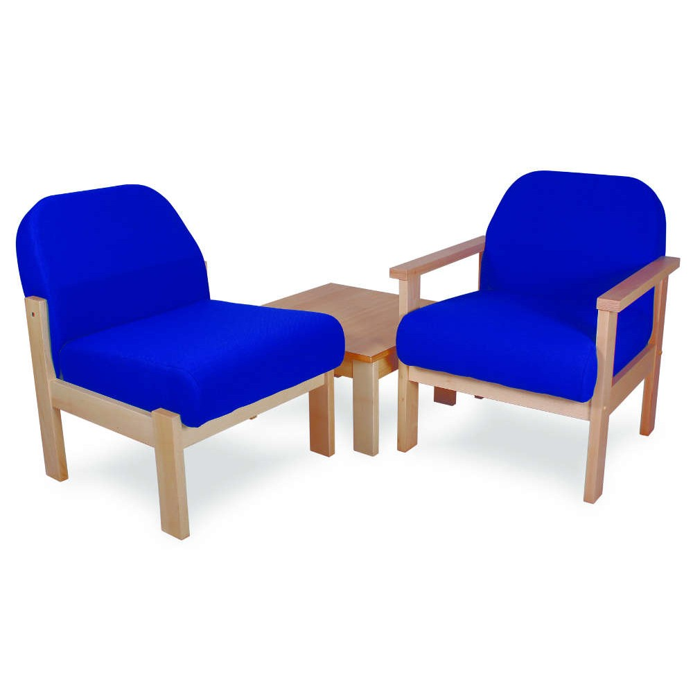 Advanced De-luxe Wooden Easy Seating