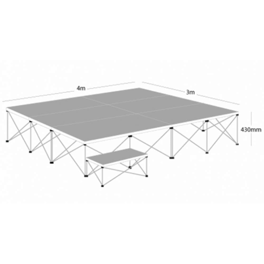 Ultralight Stage Package B