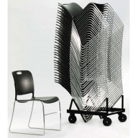 Maestro Stacking Chair Trolley