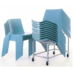 Plaza Stacking Chair