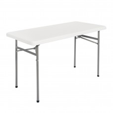 4ft Rectangular Budget Table
