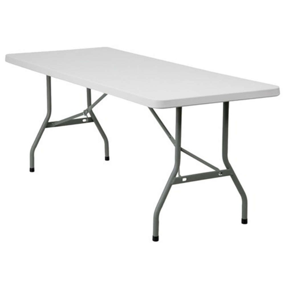 6ft Rectangular Budget Table