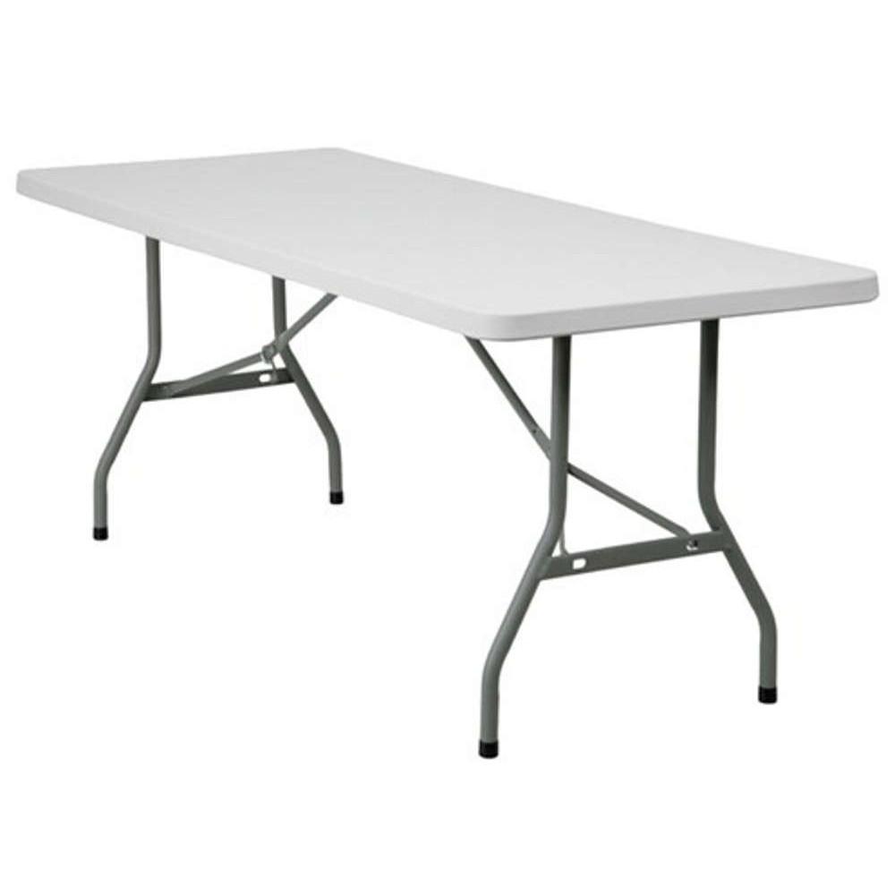 6ft Rectangular Budget Table