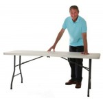 Polyfold Easy Carry Centre Folding Table