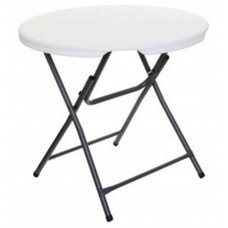 2ft8 Round Polyfold Table