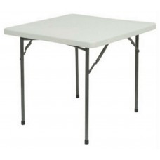 3ft Square Polyfold Table