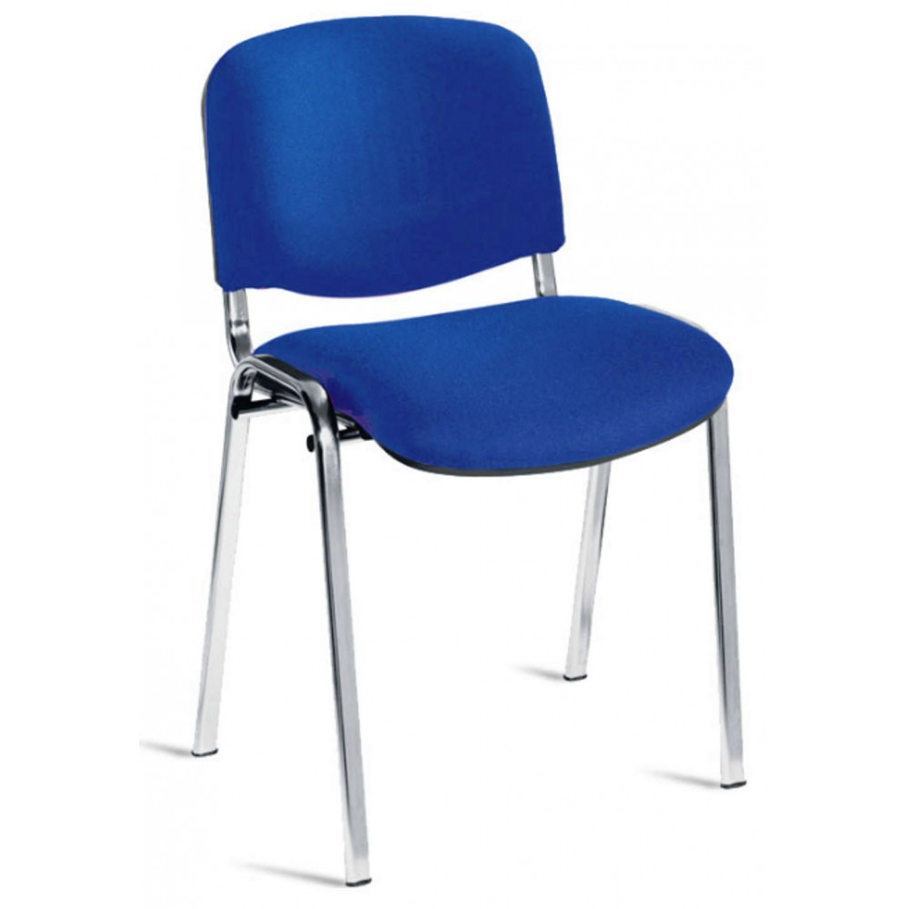 ISO Chrome Stacking Chair